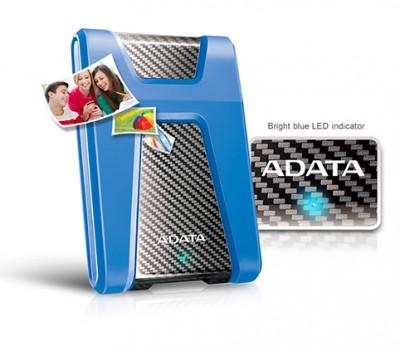 DashDrive Durable HD650 2TB (Blue)