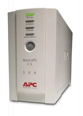 Back-UPS CS 500VA (BK500EI)