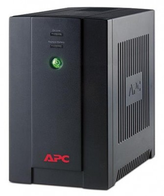 Back-UPS 1400VA, 230V, AVR, IEC Sockets (BX1400UI)