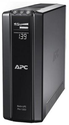 Back-UPS Pro 1500VA, AVR, 230V, CIS (BR1500G-RS)