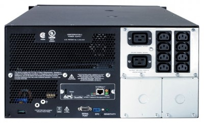 Smart-UPS 5000VA Rackmount/Tower (SUA5000RMI5U)