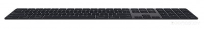 Keyboard with Numeric Keypad Russian (Space Gray)