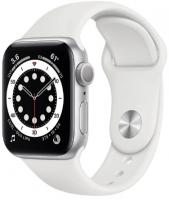 Watch Series 6 40 мм (Silver-White)