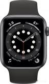 Watch Series 6 44 мм (алюминий серый космос/черный)