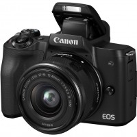 EOS M50 Kit EF-M 15-45mm IS STM (Black)