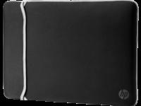Reversible Sleeve 14 (Black/Silver)