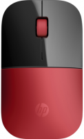 Z3700 Wireless Mouse USB (Red)