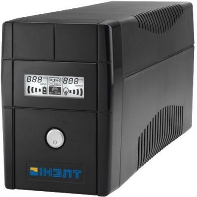 ALPHA 650VA IECx4 (IN650AL) LED