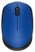 M171 Wireless Mouse Blue-Black USB