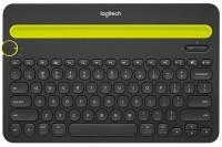 Bluetooth Multi-Device Keyboard K480 Black (920-006368)