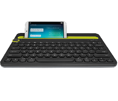 Bluetooth Multi-Device Keyboard K480 Black (920-006368)