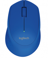 Wireless Mouse M280 Blue USB