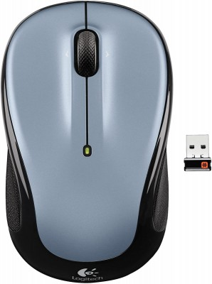 M325 Wireless Mouse (светло-серый ) [910-002334]