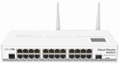 Cloud Router Switch CRS125-24G-1S-2HnD-IN
