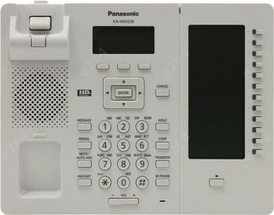 KX-HDV230RU (White)