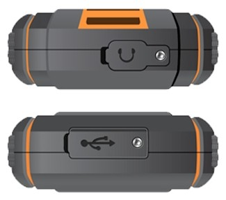 TM-513R Black/Orange
