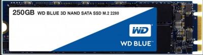 Blue 3D NAND 250GB [WDS250G2B0B]
