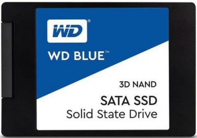 Blue 3D NAND 500GB WDS500G2B0A