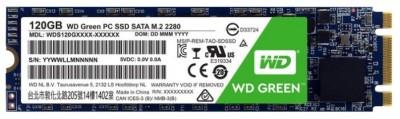 Green 120GB WDS120G2G0B