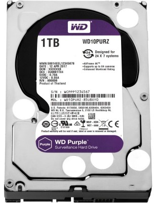 Purple 1TB [WD10PURZ]