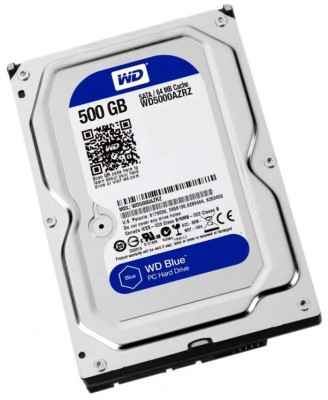 blue 500GB (WD5000AZRZ)